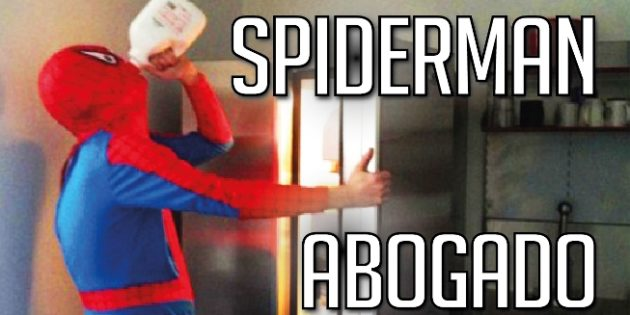 spiderman abogado